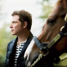 Bobby Flay's Kentucky: Thoroughbred Horses and Buttermilk Biscuits on Food & Wine