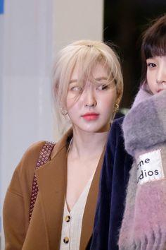 Kpop Girl Groups, Korean Girl Groups, Kpop Girls, Seulgi, Wendy Red Velvet, Her Smile, The Girl Who, My Baby Girl, South Korean Girls