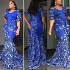 The complete pictures of latest ankara long gown styles of 2018 you've been searching for. These long ankara gown styles of 2018 are beautiful African Inspired Fashion, Latest African Fashion Dresses, African Print Dresses, African Dresses For Women, African Print Fashion, African Attire, African Wear, African Prints, Ankara Long Gown Styles