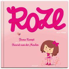Heb jij een kleine meid? In dit Roze boek zal jouw kleintje in een Roze wereld leven waarin alles roze is. Een echte droom voor elk meisje!  #boek #roze  #lezen #personaliseren #Personalgifts