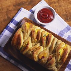 Who knew your morning breakfast sandwich could be this much fun?