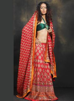 Indian dresses | Indian bridal Dresses | Party Dress Beautiful Lehenga Choli ...