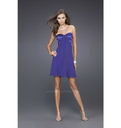 $197.00 LaFemme affordable dress from http://viktoriasdresses.com/ through John's Tailors