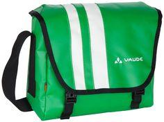 Vaude Albert XS Apple Green (innen: Grau) - Umhängetasche