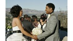 Fictional Couples We Love | Melanie Barnett and Derwin Davis: The Game saw Derwin Davis (Pooch Hall) and Melanie Barnett's (Tia Mowry) relationship fail and flourish for seasons. Mowry and Hall were just doing their jobs well, but their undeniable chemistry made it hard for the rest of the world to separate business from pleasure. They both are happily married in real life.