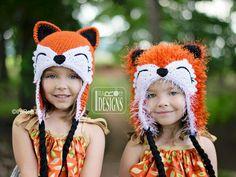 fox hat by ira rott