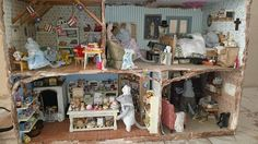 Rooms in the mouse house
