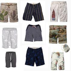 Tijd voor korte broeken voor boy's