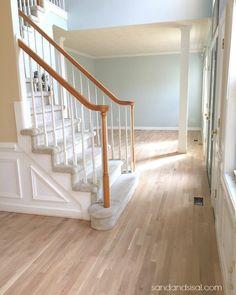 choosing hardwood floor stains white oak hardwood
