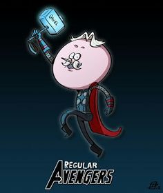 #Regular #Show #Fan #Art.