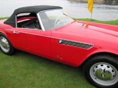 ''''''1958 3200 Bmw Classic, Car, Automobile, Autos, Cars