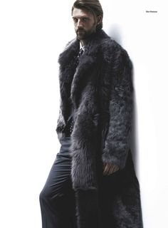 RJ Rogenski in Details Magazine | Blog Sight... - Beard Model