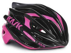 Kask Mojito Road Cycling Helmet (Black / Fuchsia (Black/Pink) - S) Cycling Helmet, Bicycle Helmet, Mojito, Cheap Road Bikes, Online Bike Store, Italian Style, Navy Blue, Sports, Pink