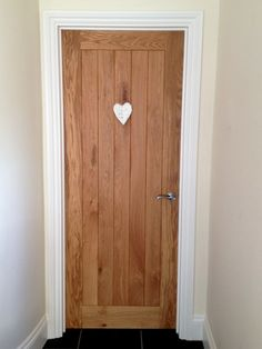 Suffolk Solid Oak Door - Cottage Doors - Internal Doors By Type - Internal Doors