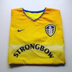 c44ec2521 Iconic Kits ( iconickits) • Instagram photos and videos. Vintage Nike Leeds  United away shirt ...