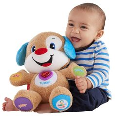 Amazon.com: Fisher-Price Laugh & Learn Smart Stages Puppy: Toys & Games