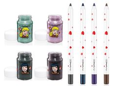 MAC Archie's Girls Spring 2013 Makeup Collection