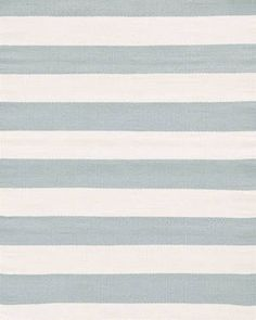 light blue/ivory striped rug for living room