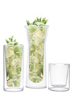 Los vasos doble pared mantienen las bebidas calientes sin que te quemes tus dedos, y frías sin que tus manos o mesas se mojen.