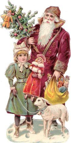 Oblaten Glanzbild scrap diecut Nikolaus  15,5cm father XMAS Weihnachtsmann Lamm FOR SALE • EUR 9,00 • See Photos! Money Back Guarantee. Original um ca. 1890, 1900, geprägt, Größe: max. ca. 15,5cm Zustand: schön Ich bemühe mich um eine exakte Beschreibung und um Ihre Zufriedenheit. Sollte trotzdem ein Grund zur Beanstandung vorliegen, 331995143628