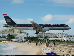 Most Dangerous Airports Princess Juliana Airport St Maarten