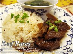 Beef Pares Recipe | Panlasang Pinoy Meat Recipes