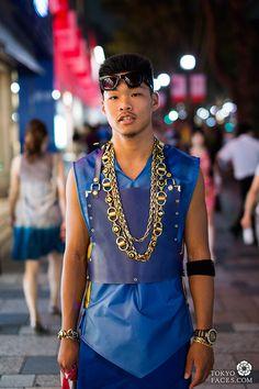 tokyo street fashion boys | Nike | Japanese fashion and Tokyo street style - Tokyofaces.com