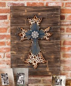 Loving this Southern Sass Cross Wall Decal on #zulily! #zulilyfinds