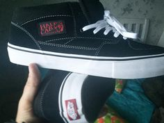 Another angle of my new #vans #halfcab pro shoes from #caliroots #caballero