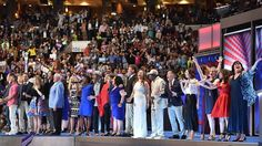 Music at the Democratic National Convention