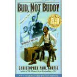 Bud, Not Buddy - Christopher Paul Curtis, companion book to The Mighty Miss Malone; After reading The Mighty Miss Malone, I had to check out Bud, Not Buddy. book on CD Excellent story! Christopher Paul Curtis is my new favorite author! American Literature, Children's Literature, American History, Literature Circles, Newbery Medal, Newbery Award, Coretta Scott King, Another A, Entertainment