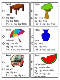 Use as example to build CVC with High Frequency and create hard to find beginner text Phonics Reading, Teaching Phonics, Kindergarten Reading, Preschool Learning, Kids Reading, Teaching Reading, Reading Comprehension, Teaching Kids, Learning English For Kids