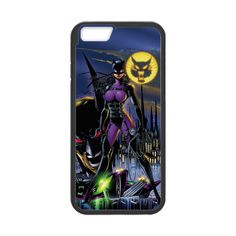 CaseCoco:iPhone 6 Catwoman Guardian of Gotham Case ID:23900-137741