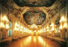 """Schonbrunn interior 008"" by Glenister on Flickr -"