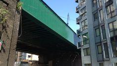 Network Rail, Rockingham Street Bridge, London