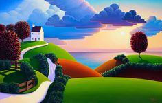 Paul Corfield Studio Work