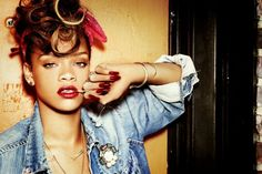 Rihanna Diamonds Photoshoot