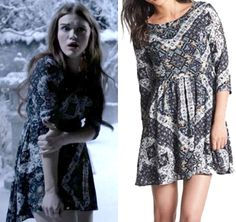 ISO Print Lush dress sleeve I do not have this dress, I am looking to buy it, willing to pay a reasonable amount. I fit size small, x-small, 0 or Please do not buy this listing. Lydia Martin Style, Lydia Martin Outfits, Teen Wolf Fashion, Teen Wolf Outfits, Tv Show Outfits, Fandom Outfits, Look Fashion, Girl Fashion, Fashion Outfits