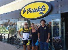 De vuelta por la tienda con el Picha y Luis
