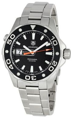 Authorized dealer of TAG Heuer Watches. Contact us today for TAG Heuer prices and availability on Carrera, Aquaracer, and more. Sport Watches, Watches For Men, Tag Heuer Calibre 5, Luxury Watch Brands, Stainless Steel Bracelet, Casio Watch, Chronograph, Bracelet Watch, Accessories