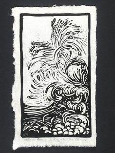 Water and Rocks | Wharton Esherick 1923