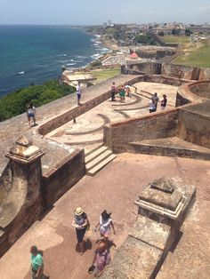 We were just here and loved it! one such a beautiful fort and city! Can't wait to go back
