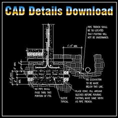 ★【Architecture Details Drawings】★-CAD Library | AutoCAD Blocks | AutoCAD Symbols | CAD Drawings | Architecture Details│Landscape Details