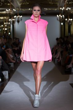 See the Paul Costelloe spring/summer 2016 collection. Click through for full gallery at vogue.co.uk