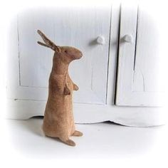 We love this rabbit...what with easter not far away