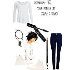 L Lawliet best outfit <3
