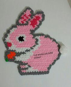 Tavşan Lif Yapılışı #lif #knitting #ceyiz #örgü #elisi #hobi