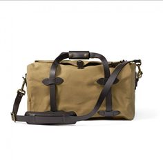 Filson Small Duffle | Tan