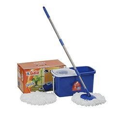 Gala Spin mop with easy wheels and bucket for magic 360 degree cleaning (with 2 refills), http://www.amazon.in/dp/B00L6TMCFU/ref=cm_sw_r_pi_i_awdl_pHejxbJ4CC4Y2