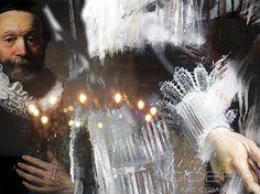 CLASSICAL LIGHT Fashion and faces photography Surrealistic photography Photographic art on plexiglass Cobra Art Company